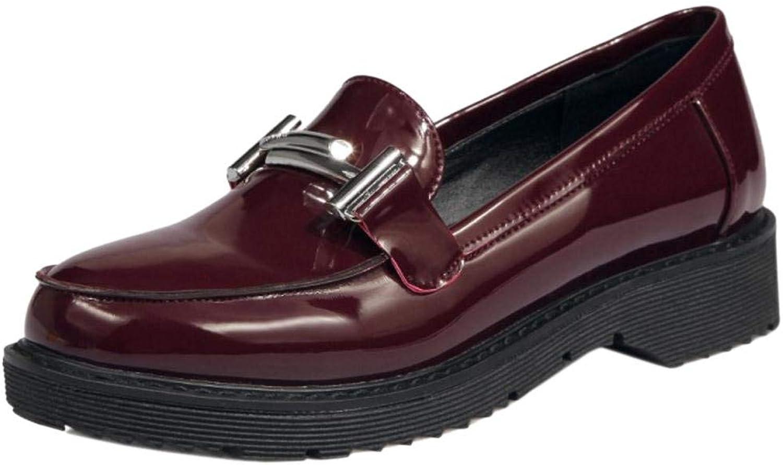 Unm Women's Low Heel Slip On shoes