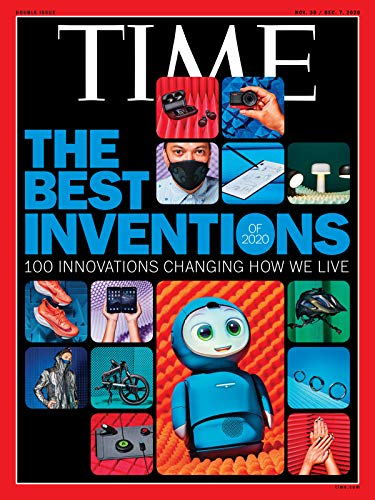 TIME 2020年11/30・12/7号 (2020-11-23) [雑誌]
