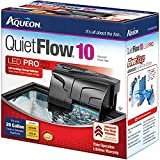 Aqueon QuietFlow LED PRO Aquarium Power Filter 10