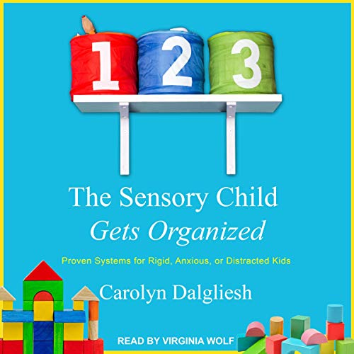 The Sensory Child Gets Organized  By  cover art