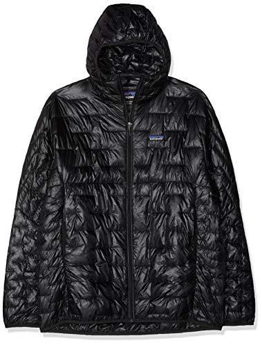 Patagonia Herren Jacke Micro Puff Hoody, Black, XL, 84030