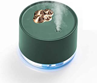 WZHZJ Small Humidifier Portable Usb Silent Spray, Large Amount of Fog Green Household Aromatherapy Humidifier
