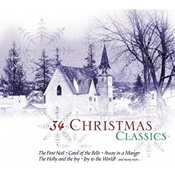 34 Christmas Classics