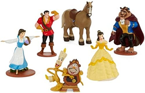 Disney Collection Beauty and the Beast Figurine Playset by Disney