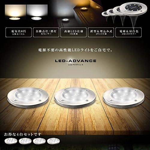 LEDアドヴァンス『LEDセンサーライト(4-LEADVAN)』