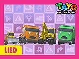 Tayo Lied für Kinder 1 - Die Starke Schwerlastwagen