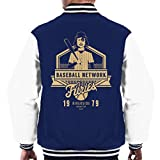 Cloud City 7 The Warriors Baseball Furies Men's Varsity Jacket