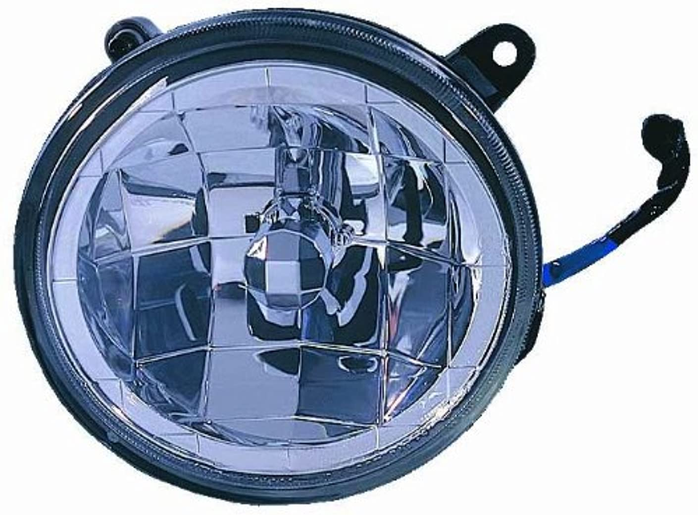 Depo 220-2001L-AQD Subaru Impreza Driver Side Replacement Fog Light Assembly