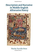 Description and Narrative in Middle English Alliterative Poetry (Exeter Medieval Texts and Studies Lup)