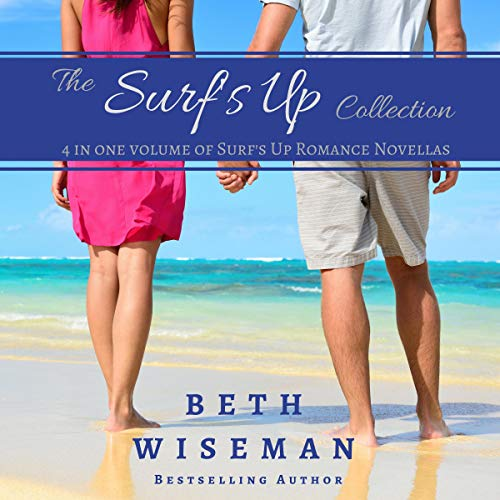 The Surf's Up Collection (4 in One Volume of Surf's Up Novellas): A Tide Worth Turning, Message in a Bottle, The Shell Collector's Daughter, and Christmas by the Sea                   By:                                                                                                                                 Beth Wiseman                               Narrated by:                                                                                                                                 Cecily White                      Length: 9 hrs and 49 mins     1 rating     Overall 4.0