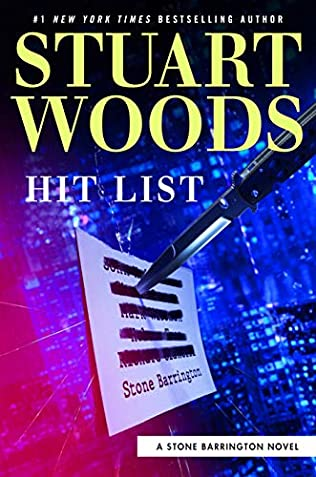 Hit List Stone Barrington Book 53 By Stuart Woods