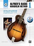 Alfred's Basic Mandolin Method 1: The Most Popular Method for Learning How to Play, Book & Online...