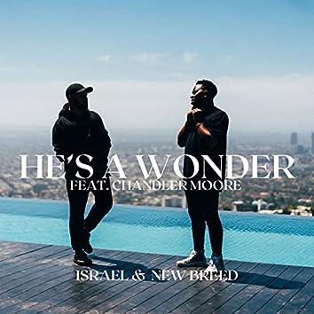 He's a Wonder (Studio Single)