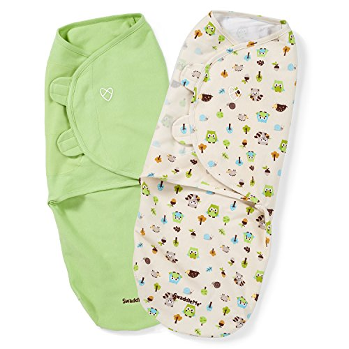 SwaddleMe Original Swaddle – Size Large, 3-6 Months,...