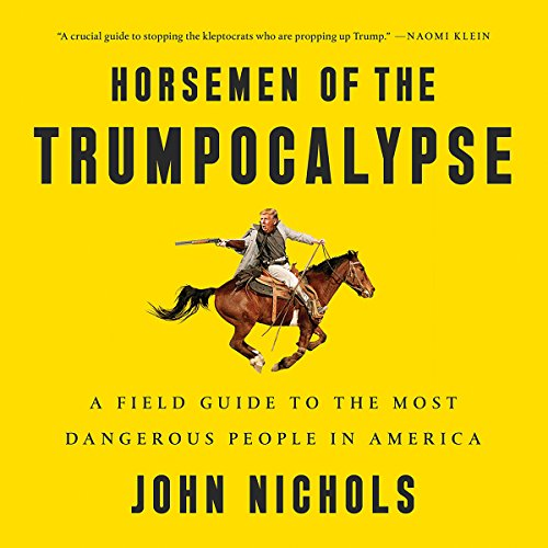 Horsemen of the Trumpocalypse cover art