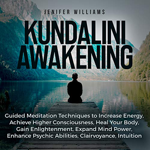 Kundalini Awakening audiobook cover art