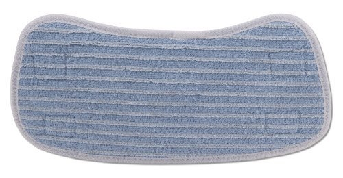 Hoover SSS1500 SteamJet Express Steam Mop Replacement Cleaning Pads (x2) by Hoover