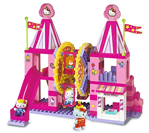BIG 800057059 - PlayBIG Bloxx Hello Kitty Funpark Rummelplatz