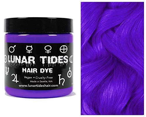 Lunar Tides Haarfärbemittel Semipermanenter Haarfarbstoff Orchid Purple Lila