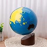 UYT Montessori Globe Juguetes De Educación Temprana Para Niños Educación Preescolar Globo De Color