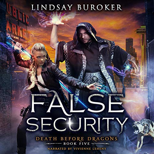 False Security  By  cover art