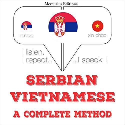 『Serbian - Vietnamese. A complete method』のカバーアート