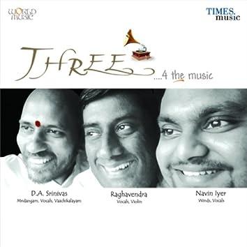 Three - 4 the Music