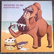 FLEETWOOD MAC Mystery To Me LP Vinyl VG+ Cover VG++ Lyrics Original Sleeve 1973
