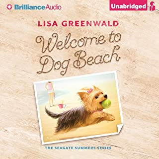 Welcome to Dog Beach audiobook cover art