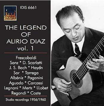 The Legend of Alirio Diaz, Vol. 2 (1956-1960)
