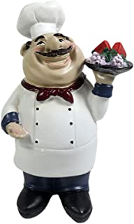 Best chef figurines for kitchen Reviews