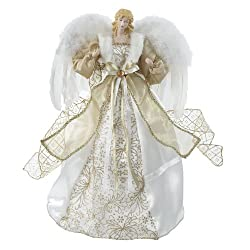 angel christmas tree toppers - Christmas Tree Topper Angel