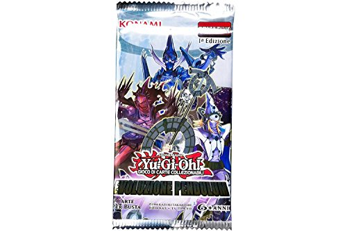 Konami- Yugi Evoluzione Pendulum, TCG217