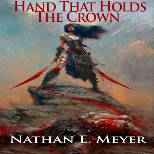 Hand That Holds the Crown audiobook cover art