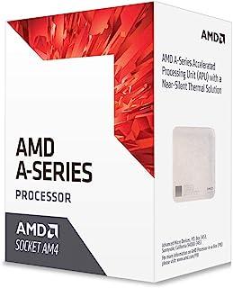 AMD A Series A6-9500 3.5GHz 1MB L2 Caja - Procesador (AMD A6, 3,5 GHz, Socket AM4, PC, 28 NM, A6-9500)