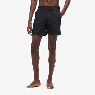 Orlebar Brown Bulldog Swim Trunk (Black) Men