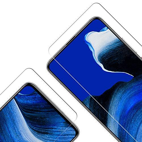 Pellicola Protettiva in Vetro Temperato per Xiaomi Pocophone F2 PRO, [3 Pezzi] [durezza 9H] [Alta Trasparente] [Nessuna Bolla] [Anti-Impronte] [Facile da Pulire] [Anti graffio]