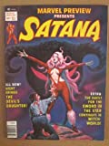 Marvel Preview #7. Satana, the Devil's Daughter. Keith Giffin, Chris Claremont