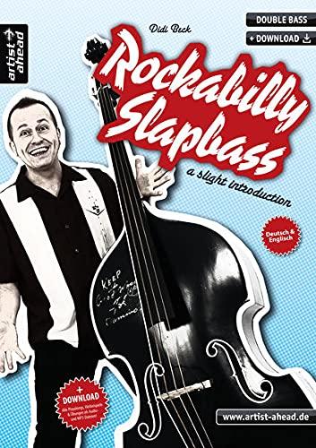 Rockabilly Slapbass: a slight introduction (inkl. Download). Lehrbuch für Kontrabass. Double bass. Musiknoten.