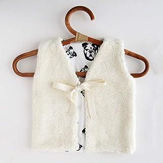 English Bulldog Print Baby Girl Vest, Size 9-12 Month