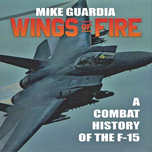 Wings of Fire Audiobook By Mike Guardia cover art