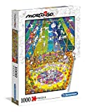 Clementoni - 39536 - Mordillo Puzzle - The Show - 1000 Pezzi - Made In Italy - Puzzle Adulti