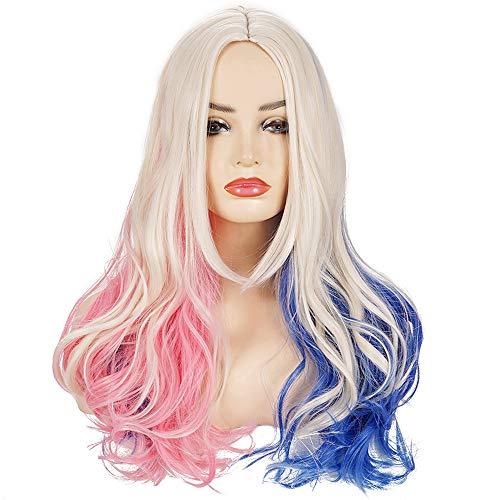 512qU2tGNJL Harley Quinn Wigs
