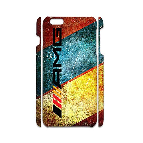 Desconocido Printing Amg 6 For Boys Compatible with Apple iPhone 7P 8P 5.5Inch Hard Abs Phone Shells Creativity