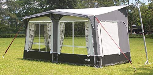 Camptech Duke Air All Season Strapazierfähiges aufblasbares Vorzelt