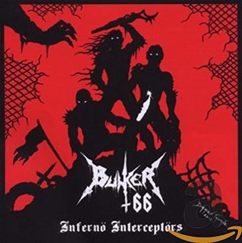Bunker 66: Infernö Interceptörs (Audio CD)