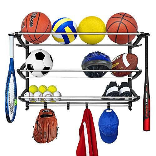 Lynk Sports Rack Organizer Gear Storage