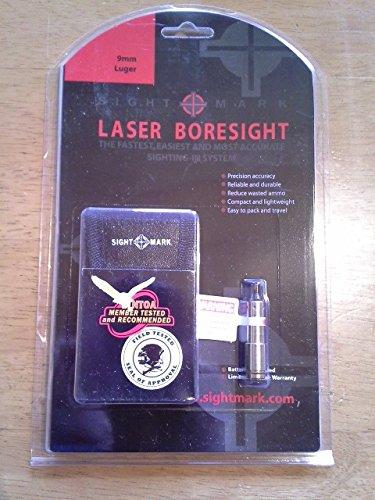 Laserzielpatrone Kaliber 9mm