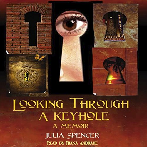 Looking Through a Keyhole audiobook cover art