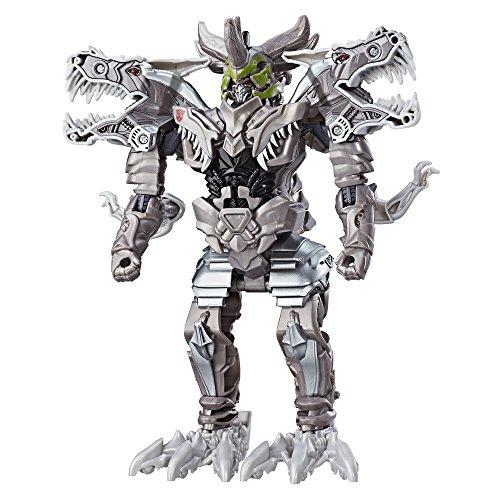 Transformers: El último Caballero–-Knight Armor Turbo Cambiador Grimlock